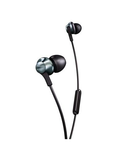 Philips Pro6105Bk/00 Kulakıcı Mıkrofonlu Mıknatıslı Kulaklık Siyah Siyah